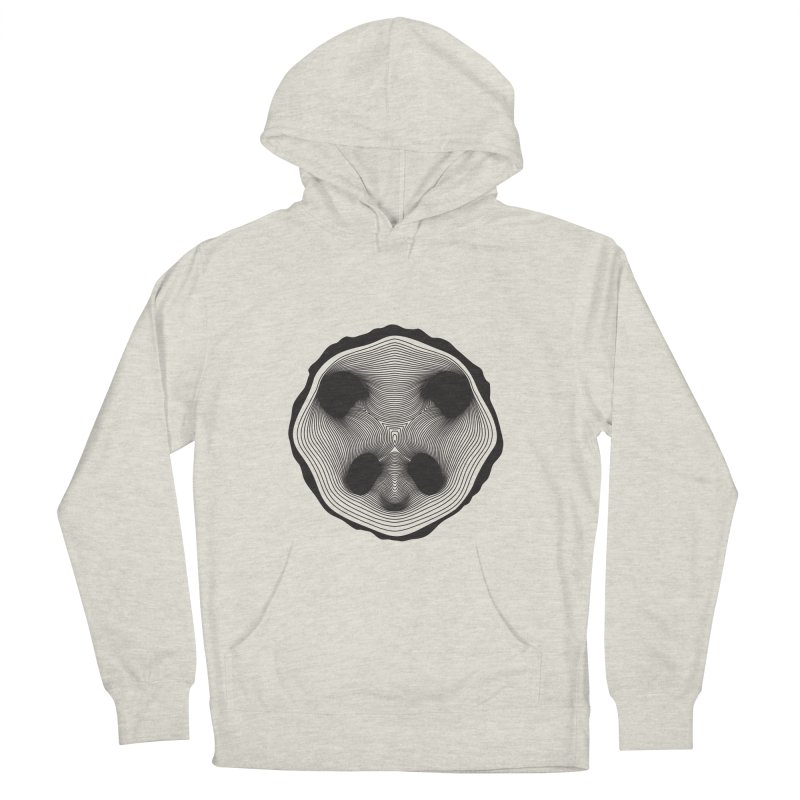 Save the pandas, save the world! Men's Pullover Hoody by Jana Artist Shop