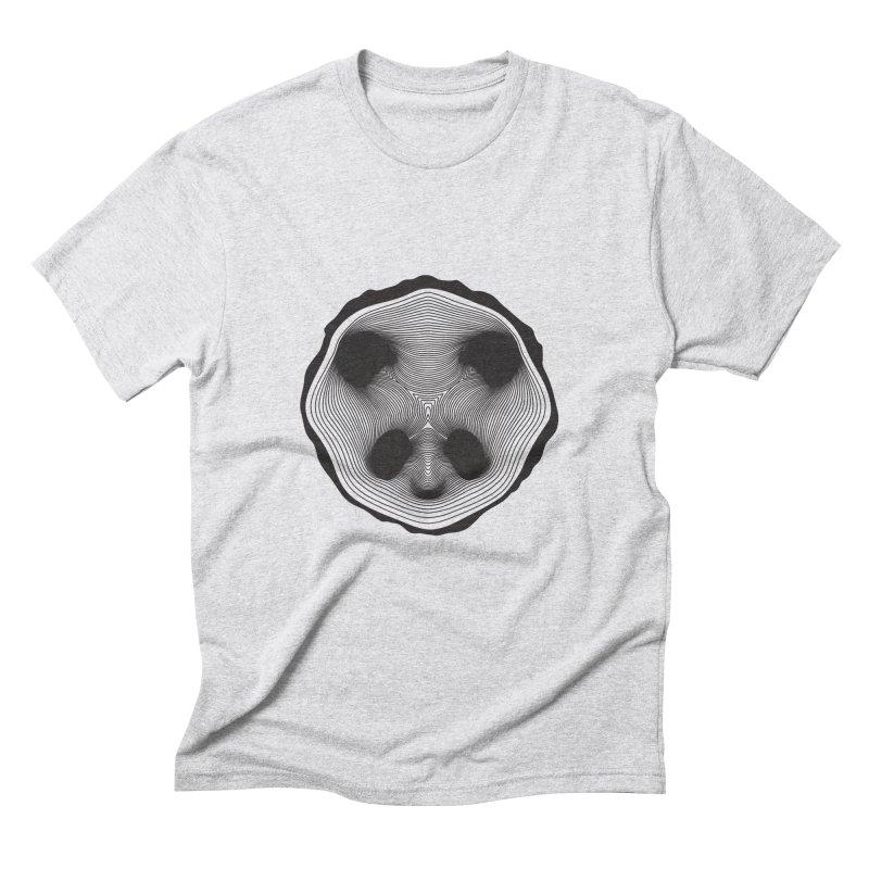 Save the pandas, save the world! Men's Triblend T-Shirt by Jana Artist Shop