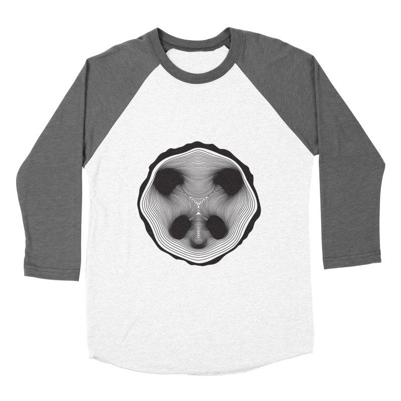 Save the pandas, save the world! Women's Baseball Triblend T-Shirt by Jana Artist Shop