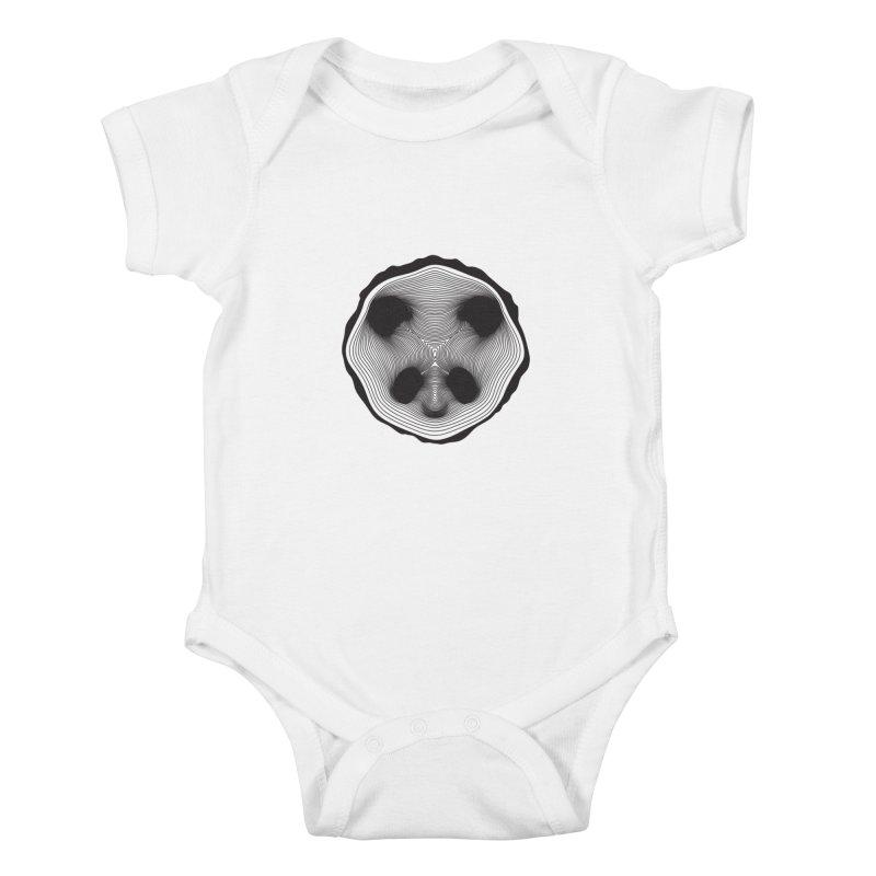 Save the pandas, save the world! Kids Baby Bodysuit by Jana Artist Shop