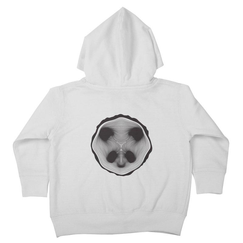 Save the pandas, save the world! Kids Toddler Zip-Up Hoody by Jana Artist Shop