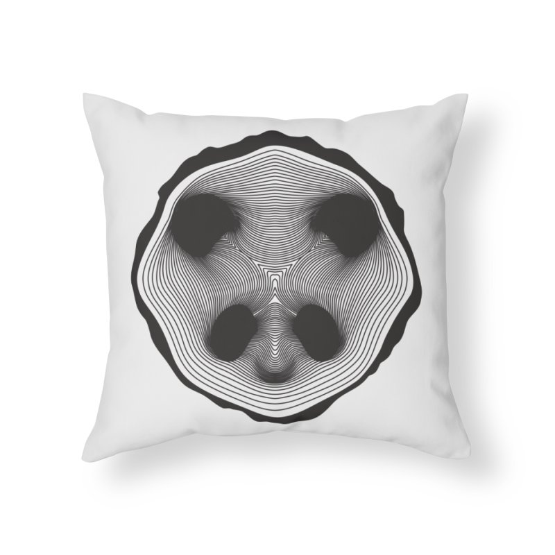 Save the pandas, save the world! Home Throw Pillow by Jana Artist Shop
