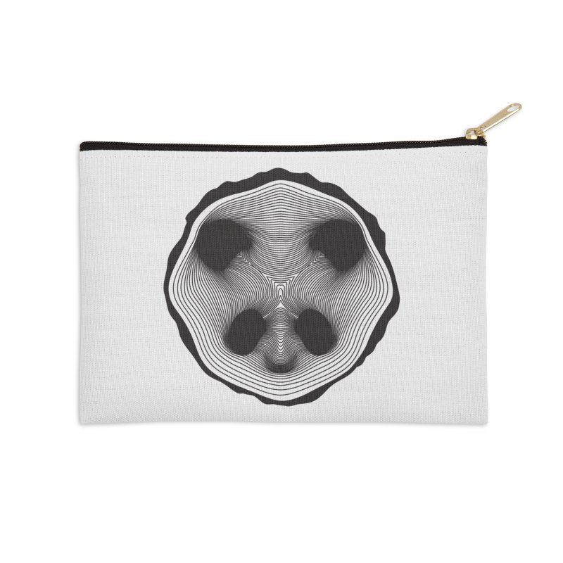 Save the pandas, save the world! Accessories Zip Pouch by Jana Artist Shop
