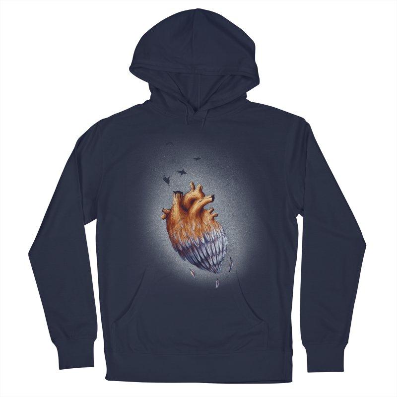 Heartmorphosis Men's Pullover Hoody by Jana Artist Shop