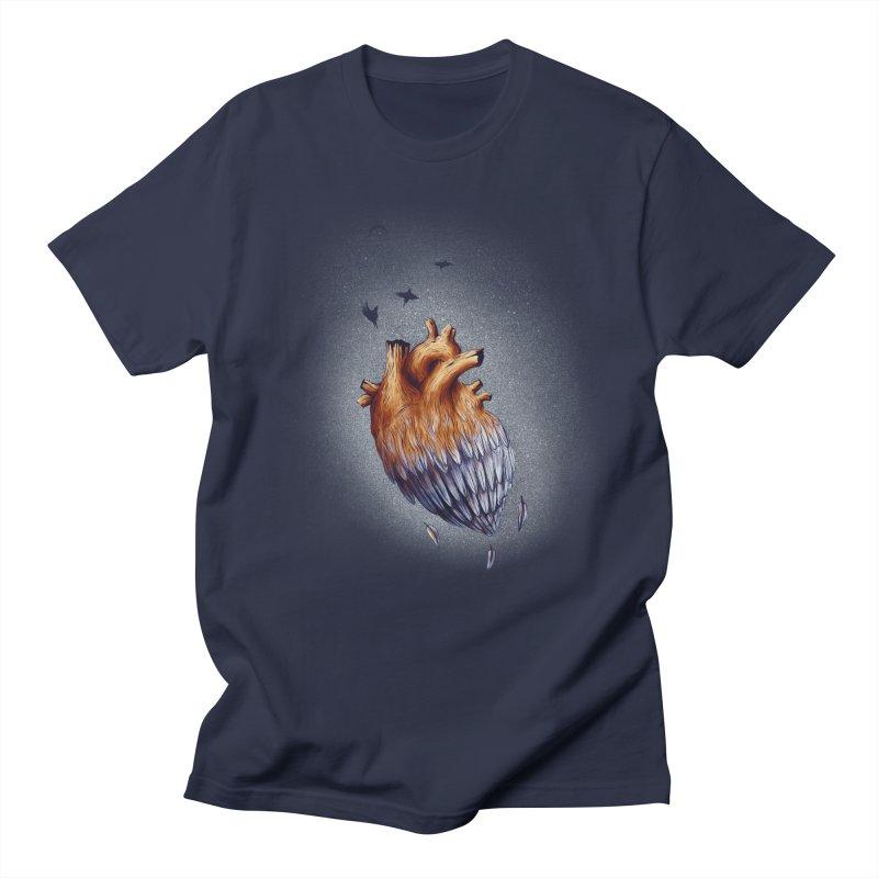 Heartmorphosis Women's Unisex T-Shirt by Jana Artist Shop