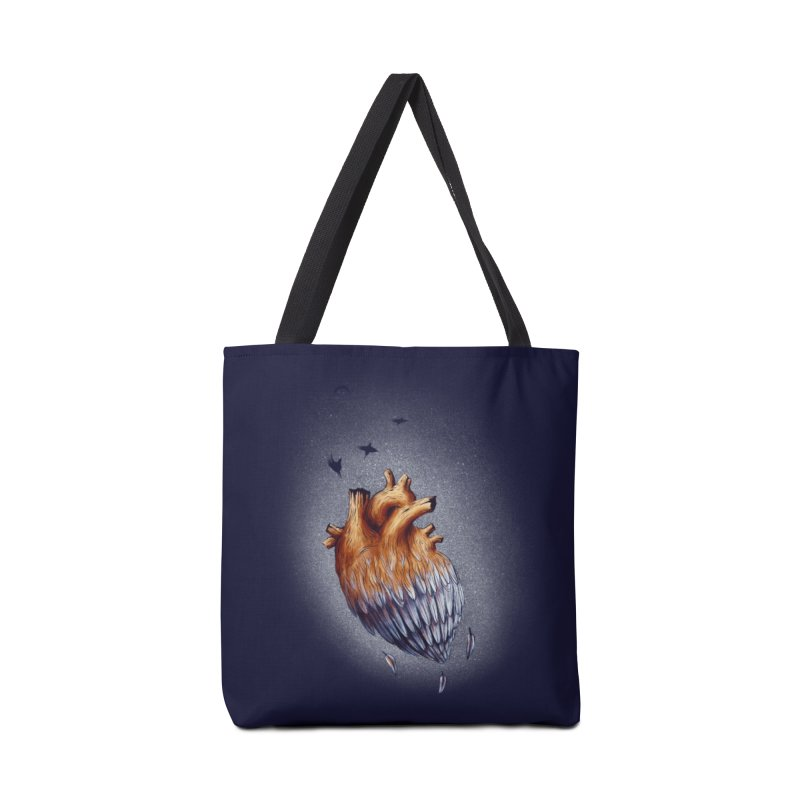 Heartmorphosis Accessories Bag by Jana Artist Shop