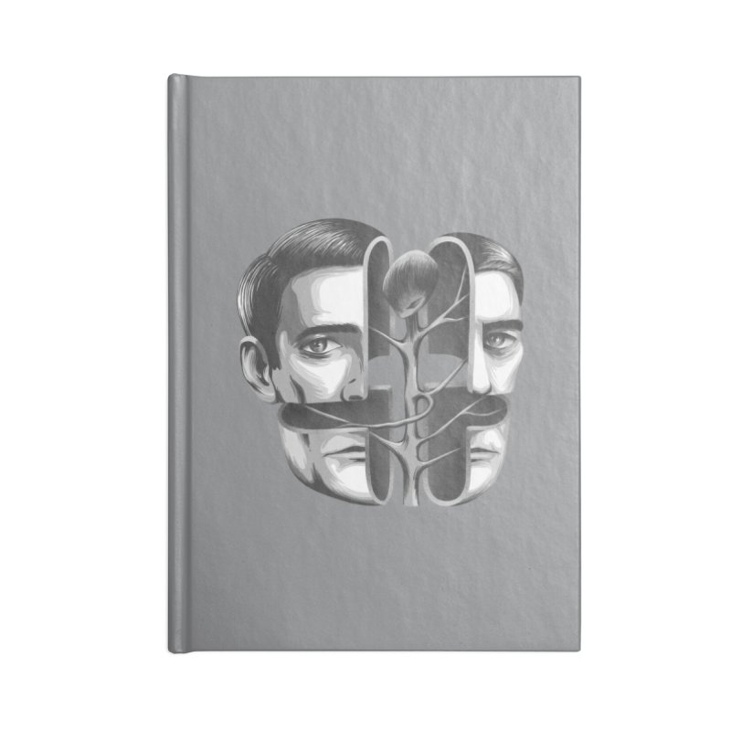 The Metamorphosis of Dale Cooper Accessories Notebook by Jana Artist Shop