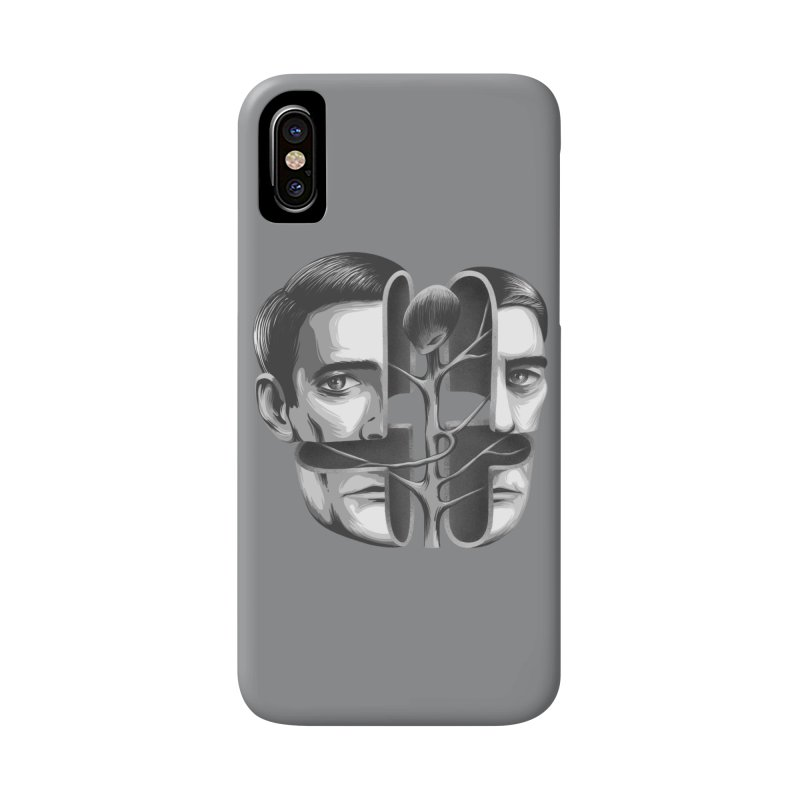 The Metamorphosis of Dale Cooper Accessories Phone Case by Jana Artist Shop