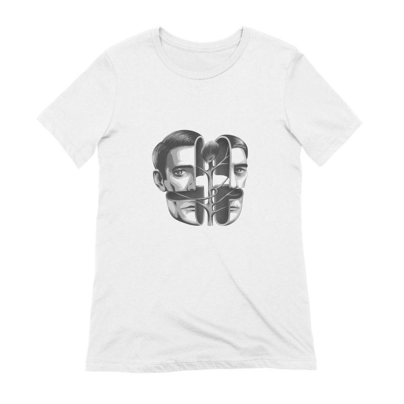 The Metamorphosis of Dale Cooper Women's Extra Soft T-Shirt by Jana Artist Shop