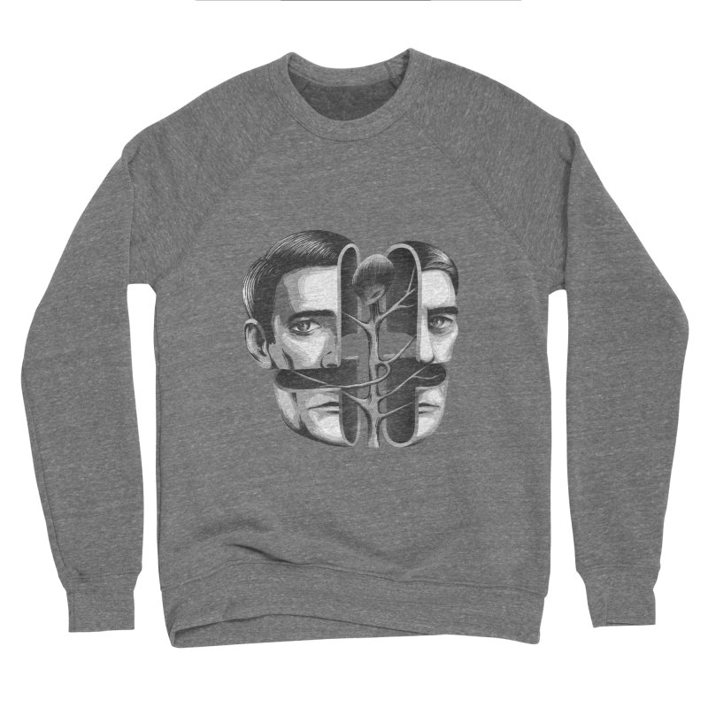 The Metamorphosis of Dale Cooper Women's Sponge Fleece Sweatshirt by Jana Artist Shop