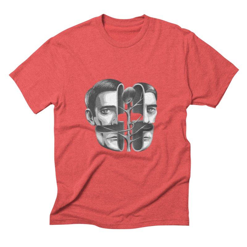 The Metamorphosis of Dale Cooper Men's Triblend T-Shirt by Jana Artist Shop