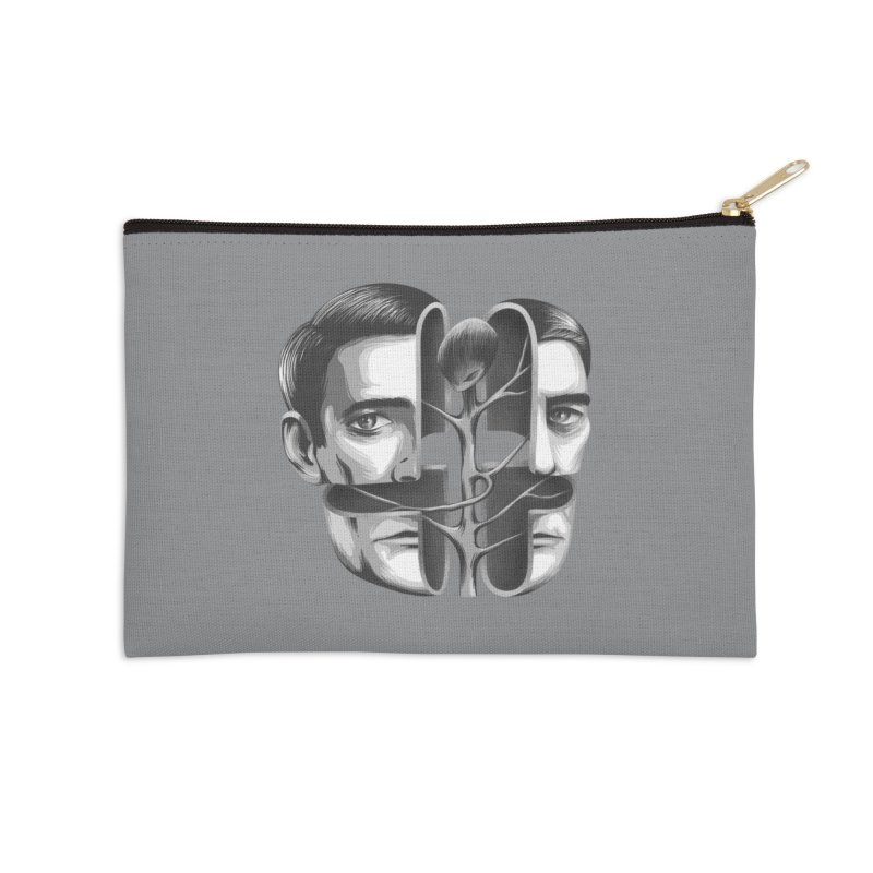 The Metamorphosis of Dale Cooper Accessories Zip Pouch by Jana Artist Shop