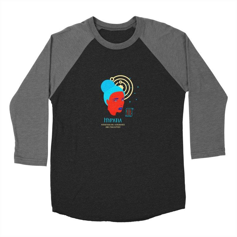 Hypatia Women's Longsleeve T-Shirt by Jana Artist Shop