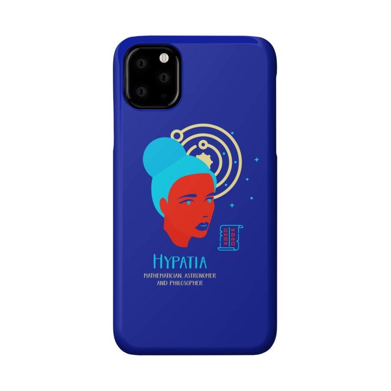 Hypatia Accessories Phone Case by Jana Artist Shop