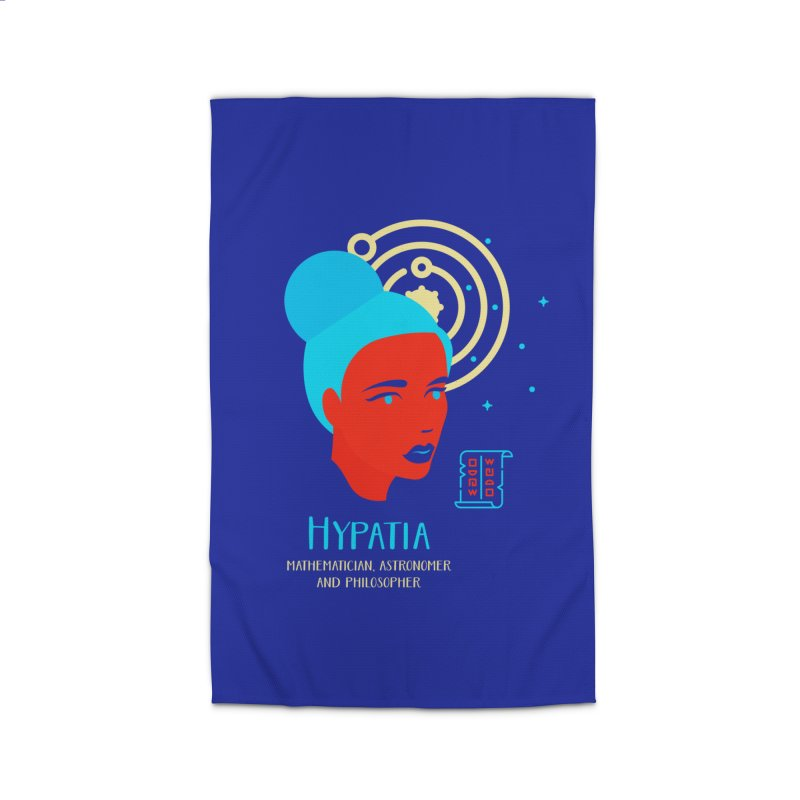 Hypatia Home Rug by Jana Artist Shop