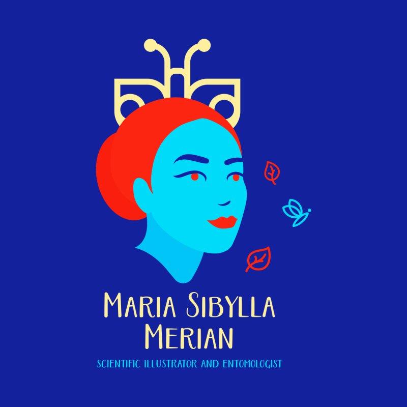 Maria Sibylla Merian by Jana Artist Shop