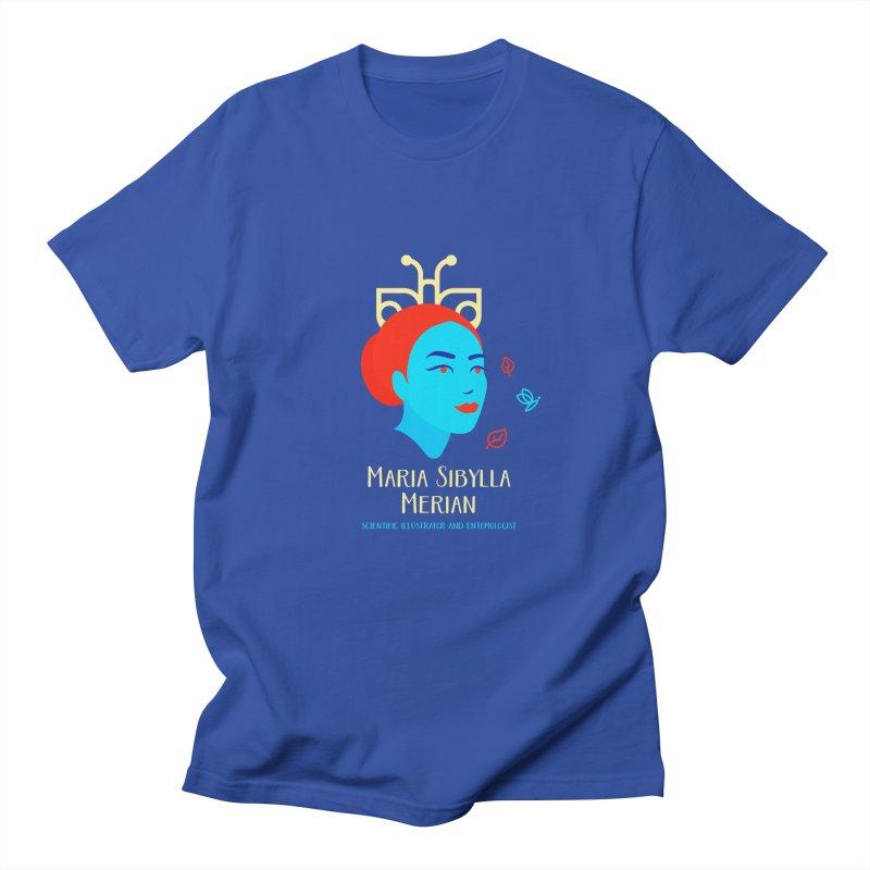 Maria Sibylla Merian Men's Regular T-Shirt by Jana Artist Shop