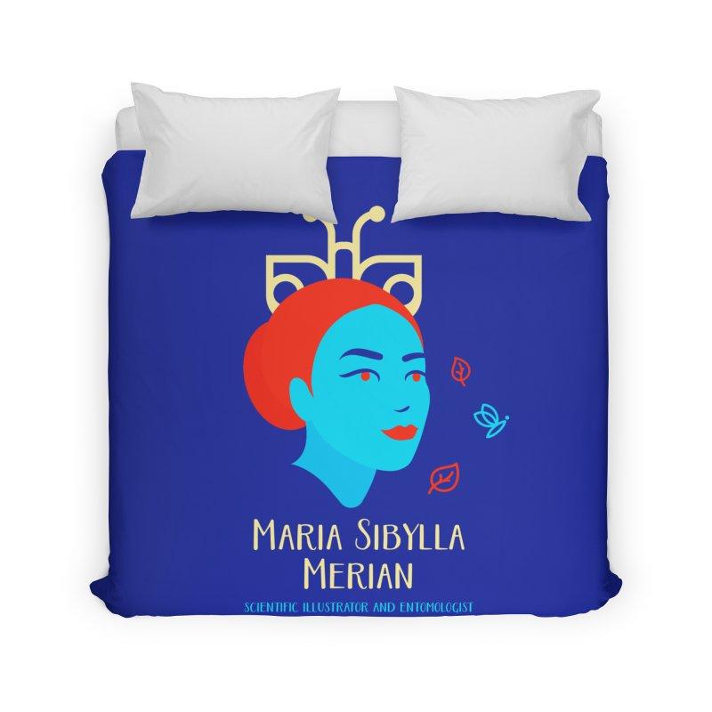 Maria Sibylla Merian Home Duvet by Jana Artist Shop