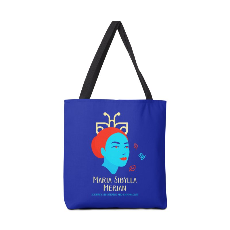 Maria Sibylla Merian Accessories Tote Bag Bag by Jana Artist Shop