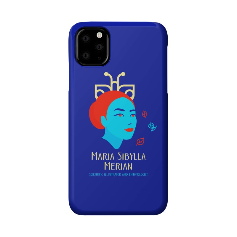 Maria Sibylla Merian Accessories Phone Case by Jana Artist Shop