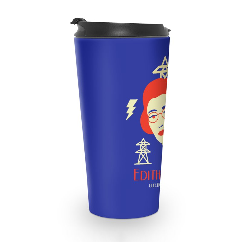 Edith Clarke Accessories Travel Mug by Jana Artist Shop