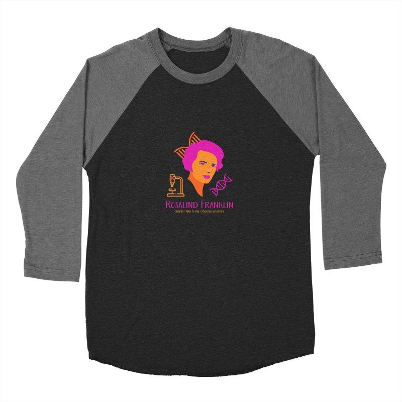 Rosalind Franklin Women's Longsleeve T-Shirt by Jana Artist Shop