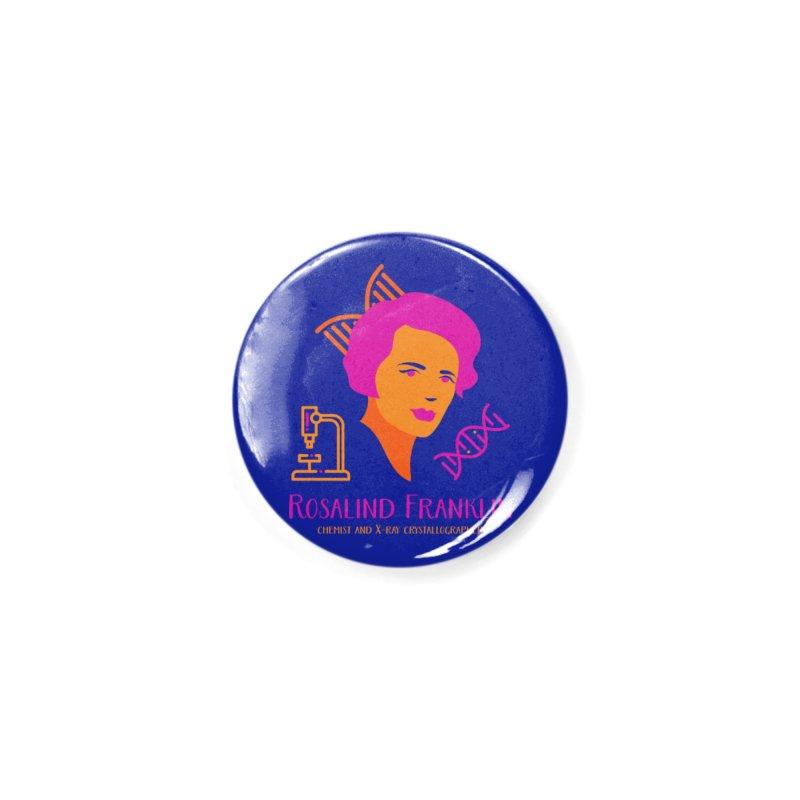 Rosalind Franklin Accessories Button by Jana Artist Shop