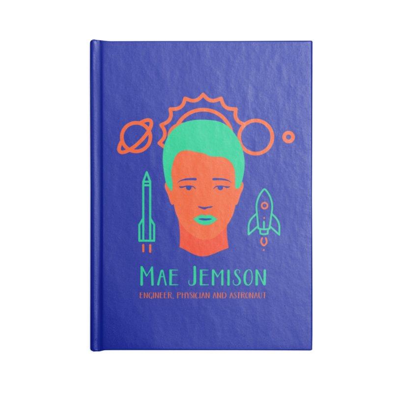 Mae Jemison Accessories Notebook by Jana Artist Shop