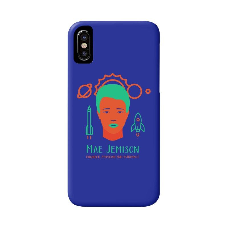 Mae Jemison Accessories Phone Case by Jana Artist Shop