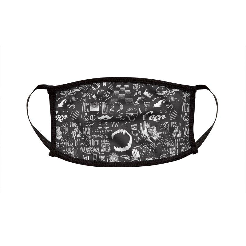 A Dream Accessories Face Mask by Jana Artist Shop