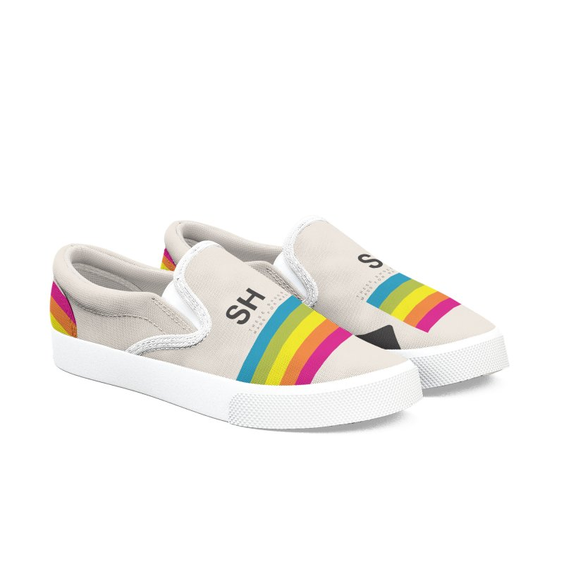 VHS Shoes Women's Slip-On Shoes by Jana Artist Shop