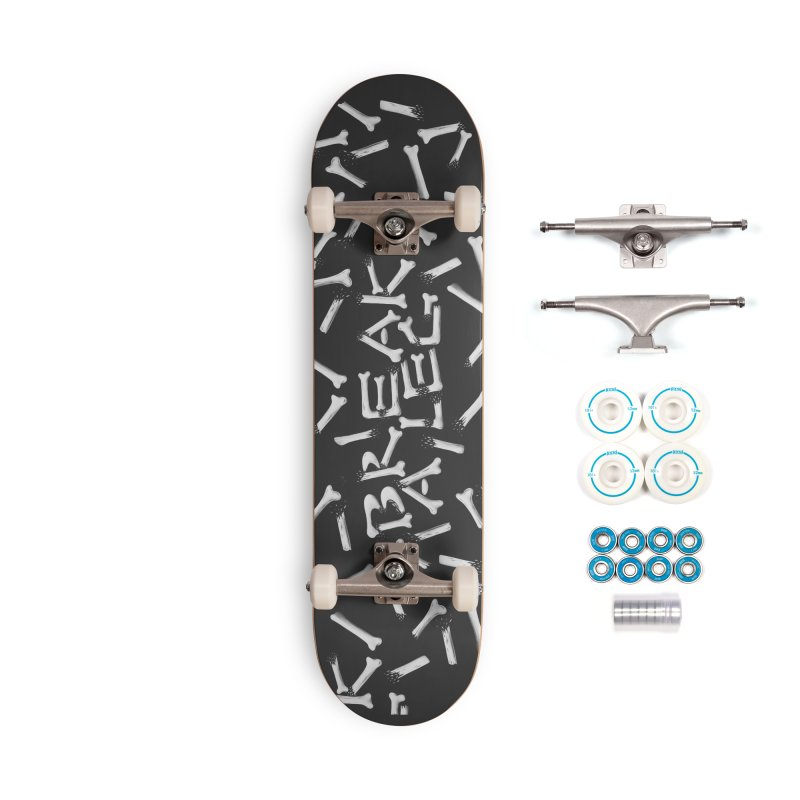 Break a leg Accessories Skateboard by Jana Artist Shop