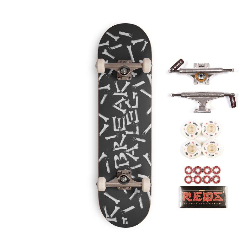 Break a leg Accessories Complete - Pro Skateboard by Jana Artist Shop