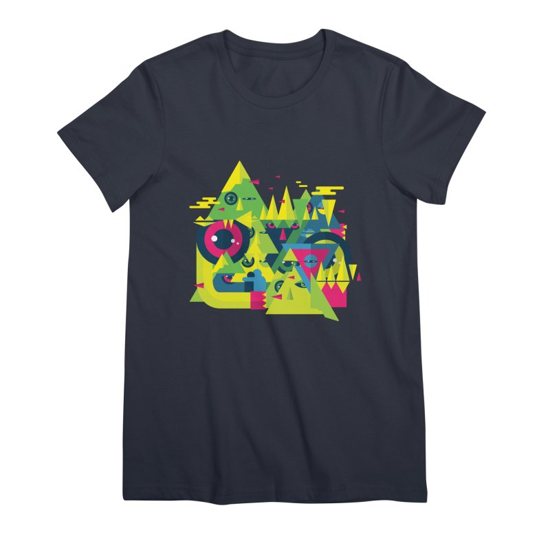 The Moment Women's Premium T-Shirt by Jana Artist Shop