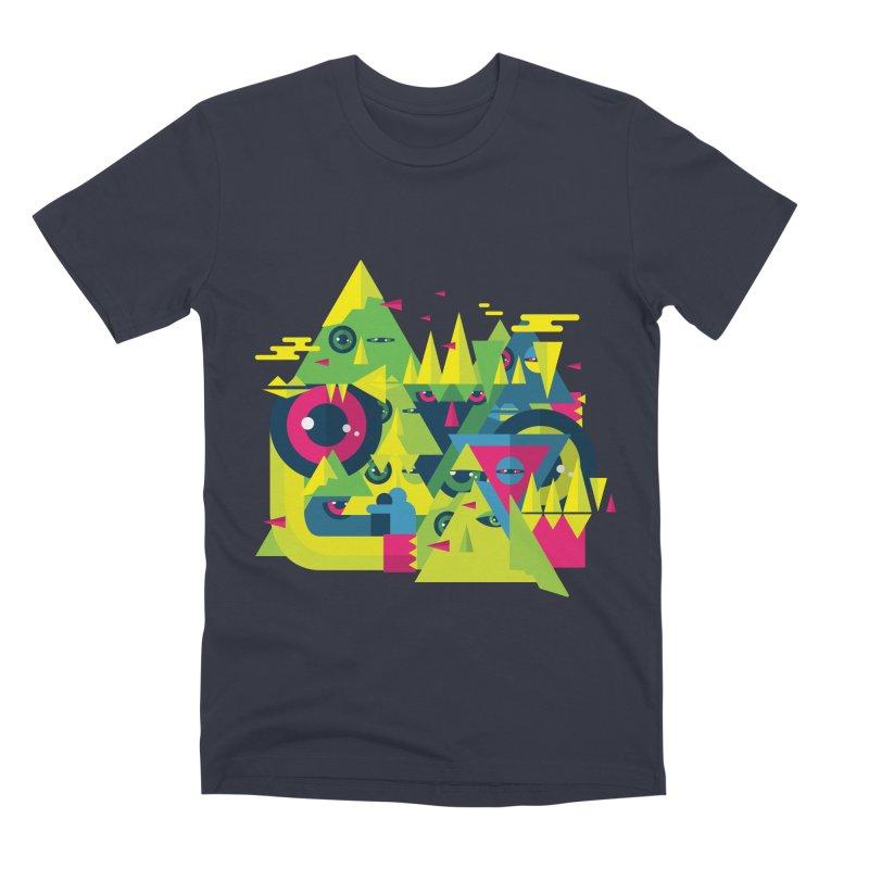 The Moment Men's Premium T-Shirt by Jana Artist Shop