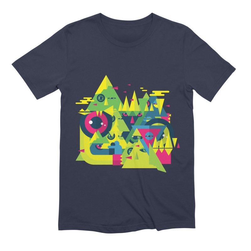 The Moment Men's Extra Soft T-Shirt by Jana Artist Shop