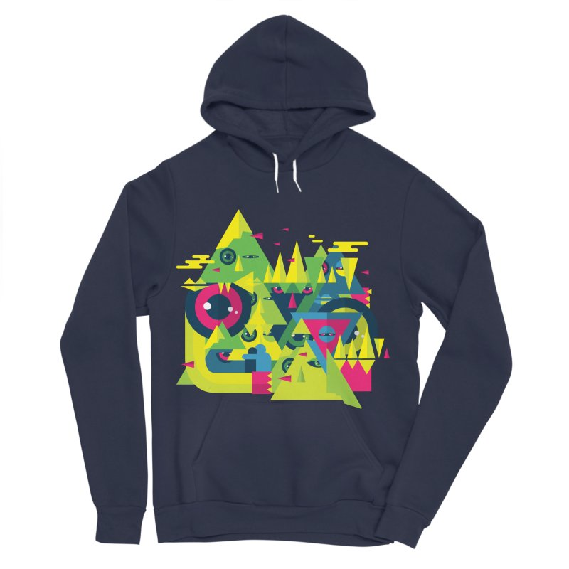 The Moment Women's Sponge Fleece Pullover Hoody by Jana Artist Shop