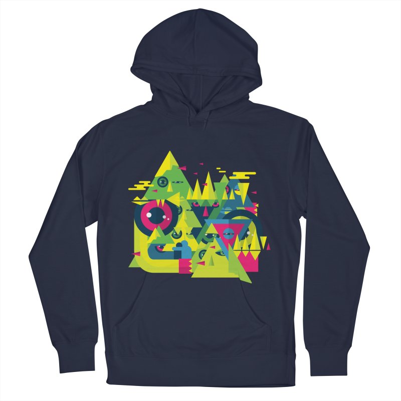The Moment Men's Pullover Hoody by Jana Artist Shop