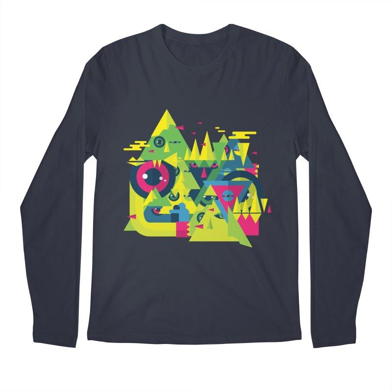 The Moment Men's Longsleeve T-Shirt by Jana Artist Shop