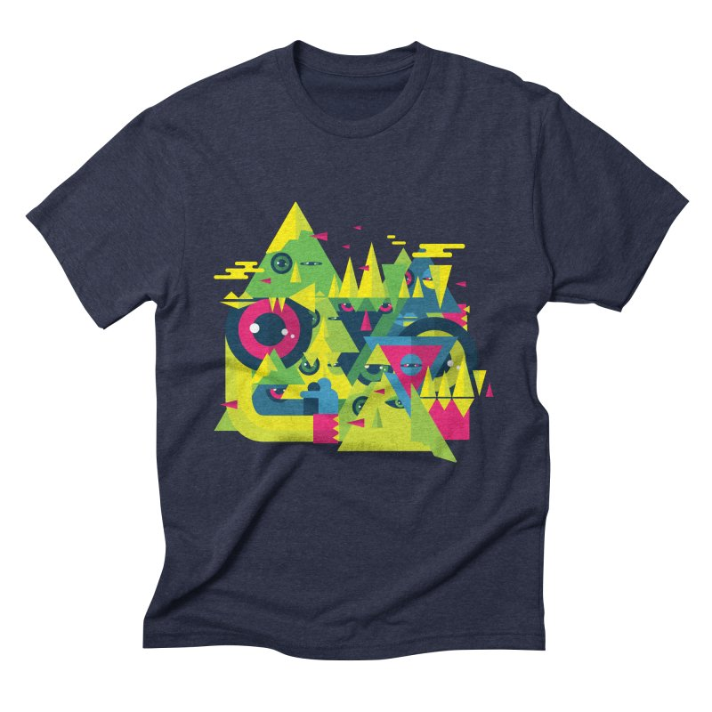 The Moment Men's Triblend T-shirt by Jana Artist Shop