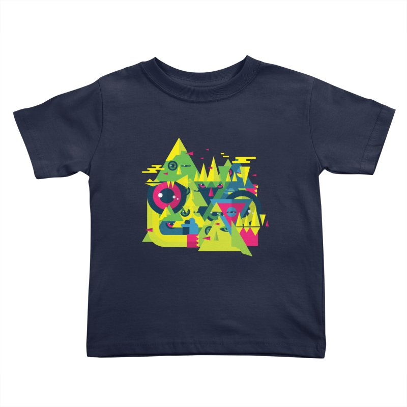 The Moment Kids Toddler T-Shirt by Jana Artist Shop