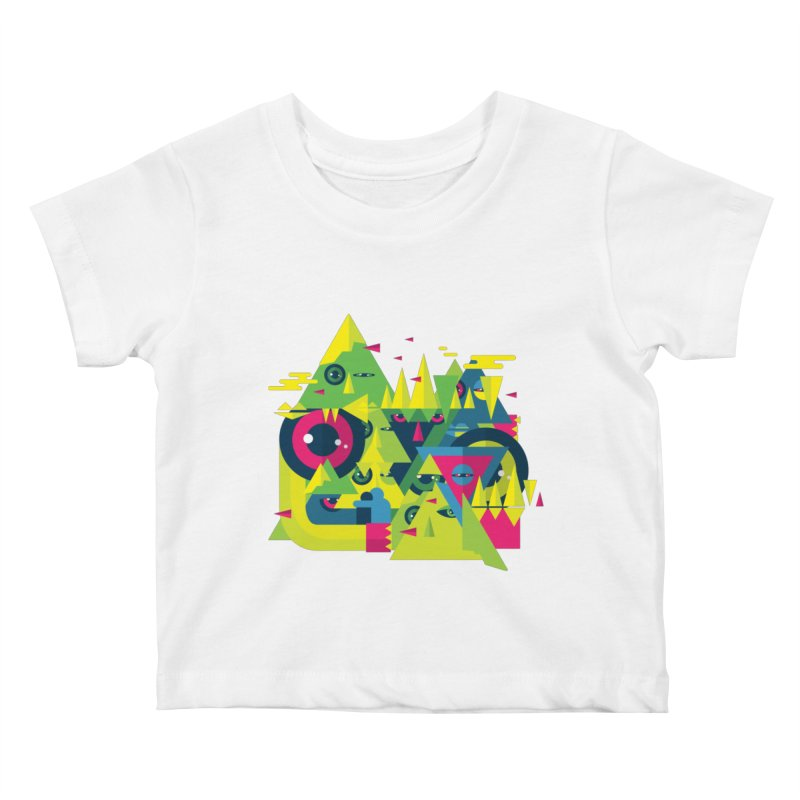 The Moment Kids Baby T-Shirt by Jana Artist Shop