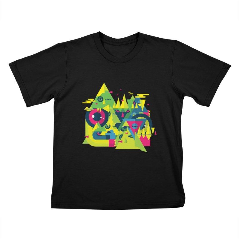 The Moment Kids T-shirt by Jana Artist Shop