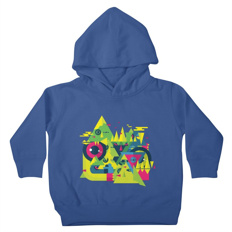 The Moment Kids Toddler Pullover Hoody by Jana Artist Shop