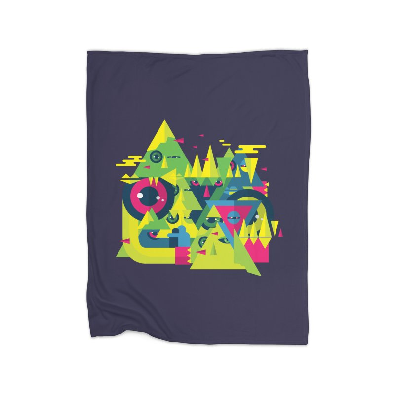 The Moment Home Blanket by Jana Artist Shop