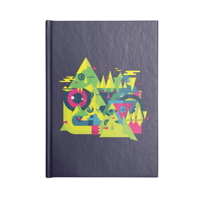 The Moment Accessories Notebook by Jana Artist Shop