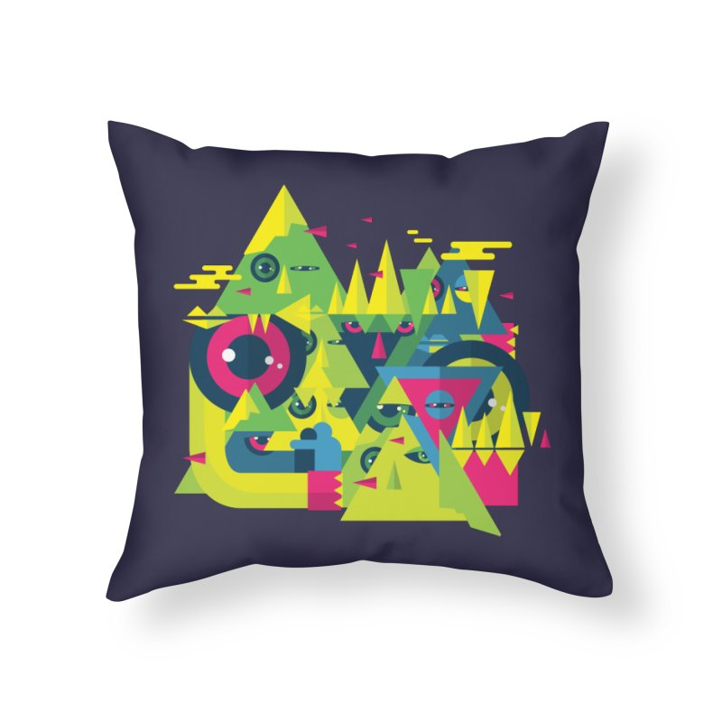 The Moment Home Throw Pillow by Jana Artist Shop