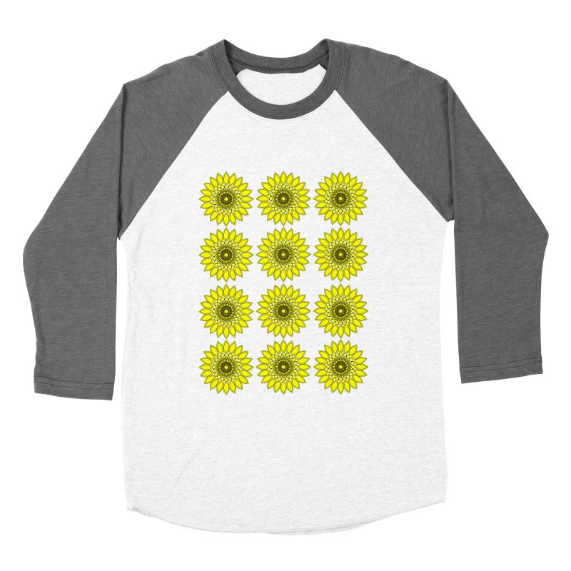 Daisy Day  Women's Longsleeve T-Shirt by jandeangelis's Artist Shop
