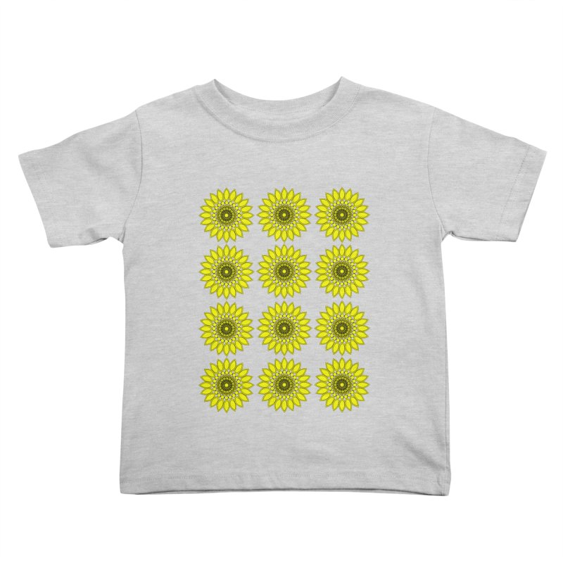 Daisy Day  Kids Toddler T-Shirt by jandeangelis's Artist Shop