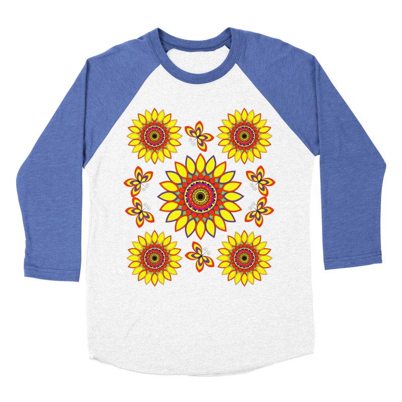 Daisy Days of Summer Women's Longsleeve T-Shirt by jandeangelis's Artist Shop